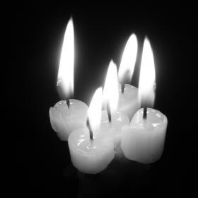 Романтика на свещи