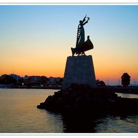 Несебър - Паметник на рибаря