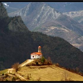 Църква на върха