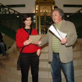 Поощрителна награда cbox.biz бе връчена на Стефания Петрова - stepcho