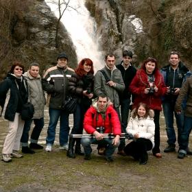 На Хотнишки водопад - подарък за вас