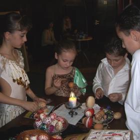 Писани яйца от Велинград(1)