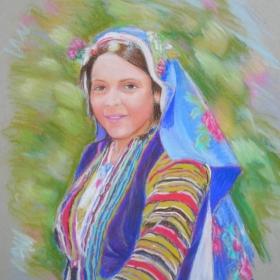 Девойка от Брезница
