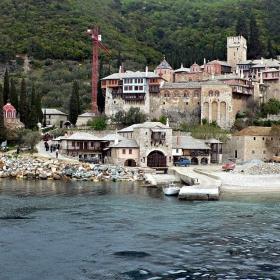 Гръцки манастир