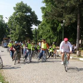 Спортно туристически празник в Ново село