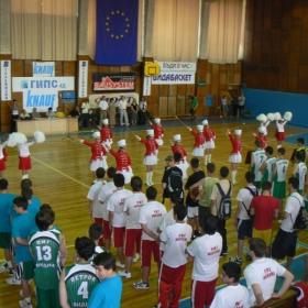 Видин е домакин на финалите по баскетбол за юноши 8-10 клас от 25-те Ученически игри