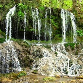 горско водопадче