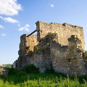 Средновековният Червен: Кулата-бойница