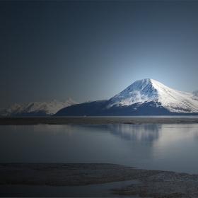 Белите нощи на Аляска