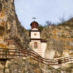 Скален монастир