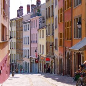 Лионска улица