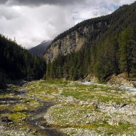 Val d'uina, Швейцария
