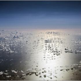 Високо над Тихия океан