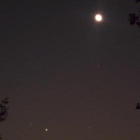 18 юли-Венера,Алдебаран,Марс.Луна в правоъгълен триъгълник