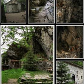 Параклиса с гроба на св.Иван Рилски