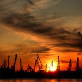 Port's Sunsets 27-07-09