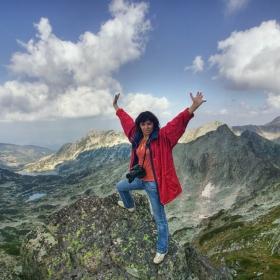 На върха на света