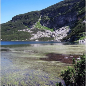 Долното езеро,Рила