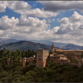 Аламбра, Гранада