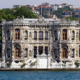една от красивите къщи на Босфора