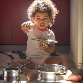 Ще се научя да готвя!