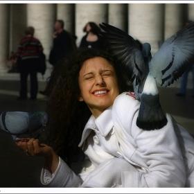 - Площадът на Ангелите -