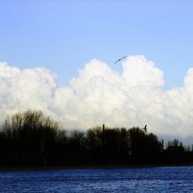 *облаци*