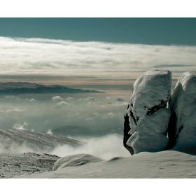Каменна целувка в облаците