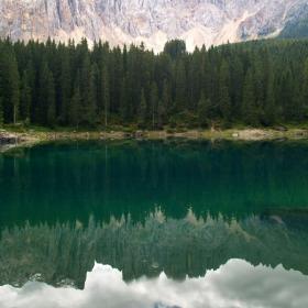 Алпийски отражения