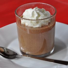 За десерт - шоколадов мус