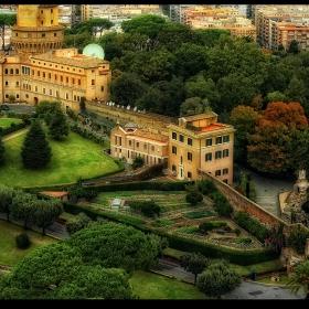 - Градините на кардиналите -