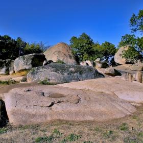 Беглик таш - древно тракийско светилище