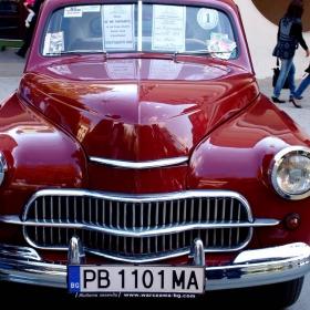 Варшава м20 201 1962г Ретро Автомобилите на България 4