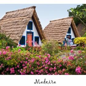 Сантана(Мадейра)-близо до рая...