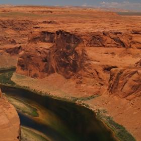 Да си пробиеш път през Червената пустиня