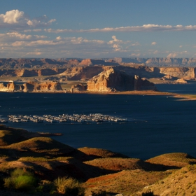 Wahweap,Lake Powell, Glen Canyon