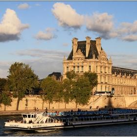 Есен в Париж