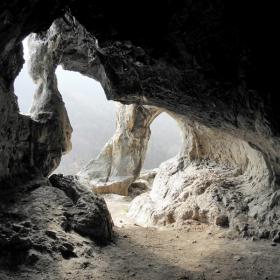 Скални форми в Стара планина.