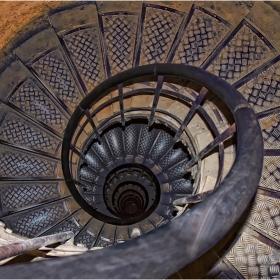 Стълбите към...Place de l'Etoile