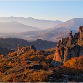 Белоградчишко след-изгревно