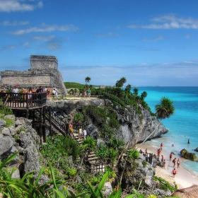 Тулум – последната крепост на Маите