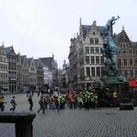 Антверпен, Белгия