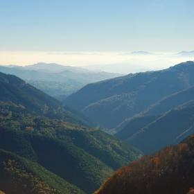 В полите на Родопите