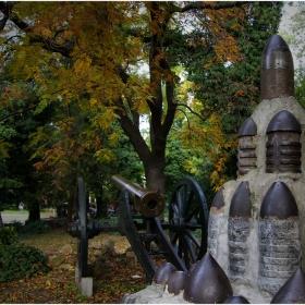 Плевен, парка на музея