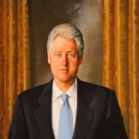 William Jefferson Clinton - 42nd President of the United States of America