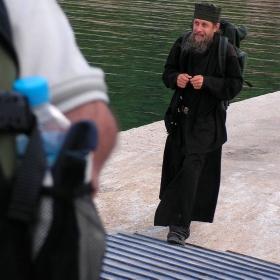 Монах от Атон