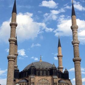 Одрин - Джамията Селимие