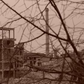 Минало забравимо...старата фабрика