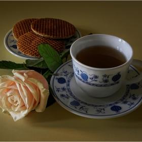 Добро утро! ... Днес сме на чай  ...