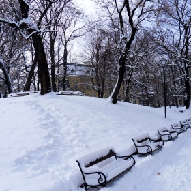 Снежна София 2